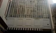 Restauration façade en Acier