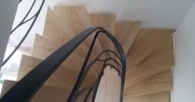 Escalier Balance en Acier