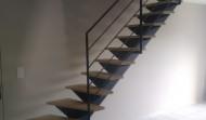 Escalier Tournant en Fer