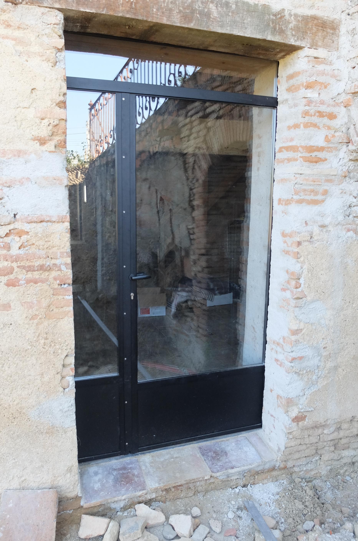 Porte Et Fenêtre En Fer Forgé Ferronnerie Toulouse Atelier Saint